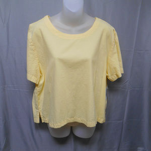 NWT Sun Bay Cottons top large
